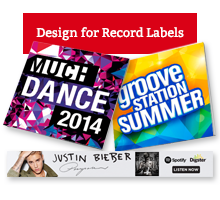 Design for Record Labels