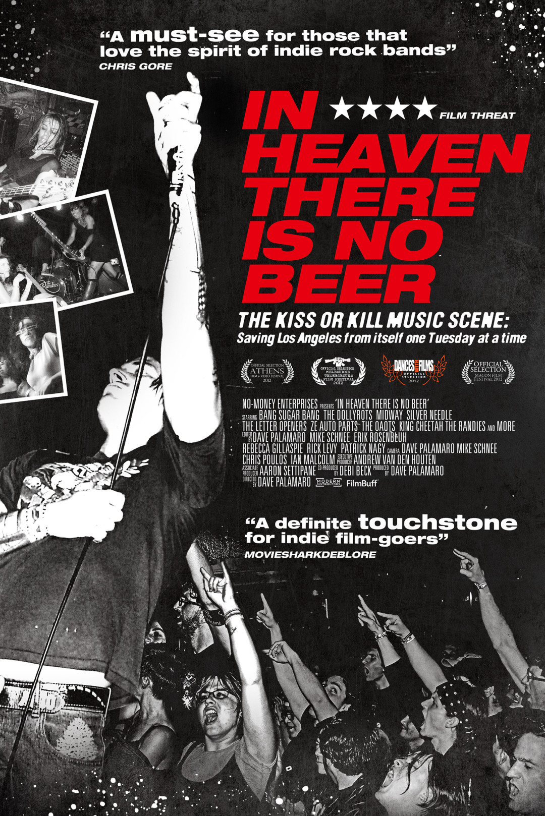 In Heaven There Is No Beer Poster
