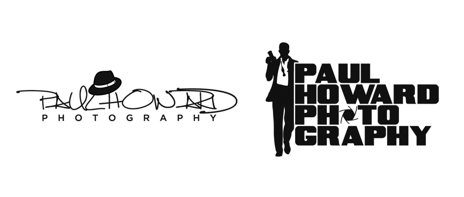 Paul Howard Photography Logo