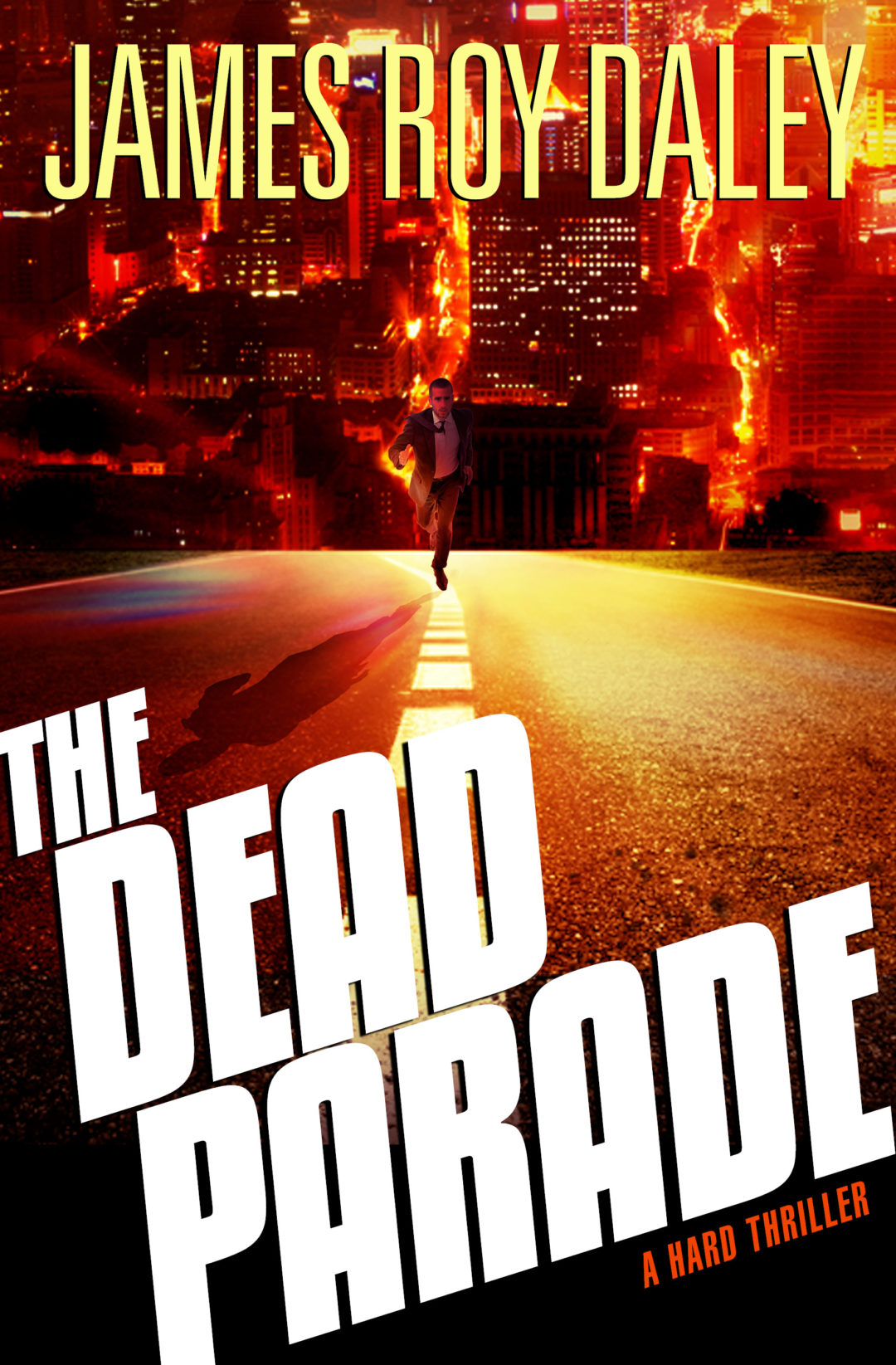 The Dead Parade Book Cover