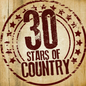 30 Stars of Country