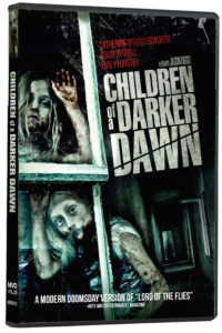 Children of a Darker Dawn DVD