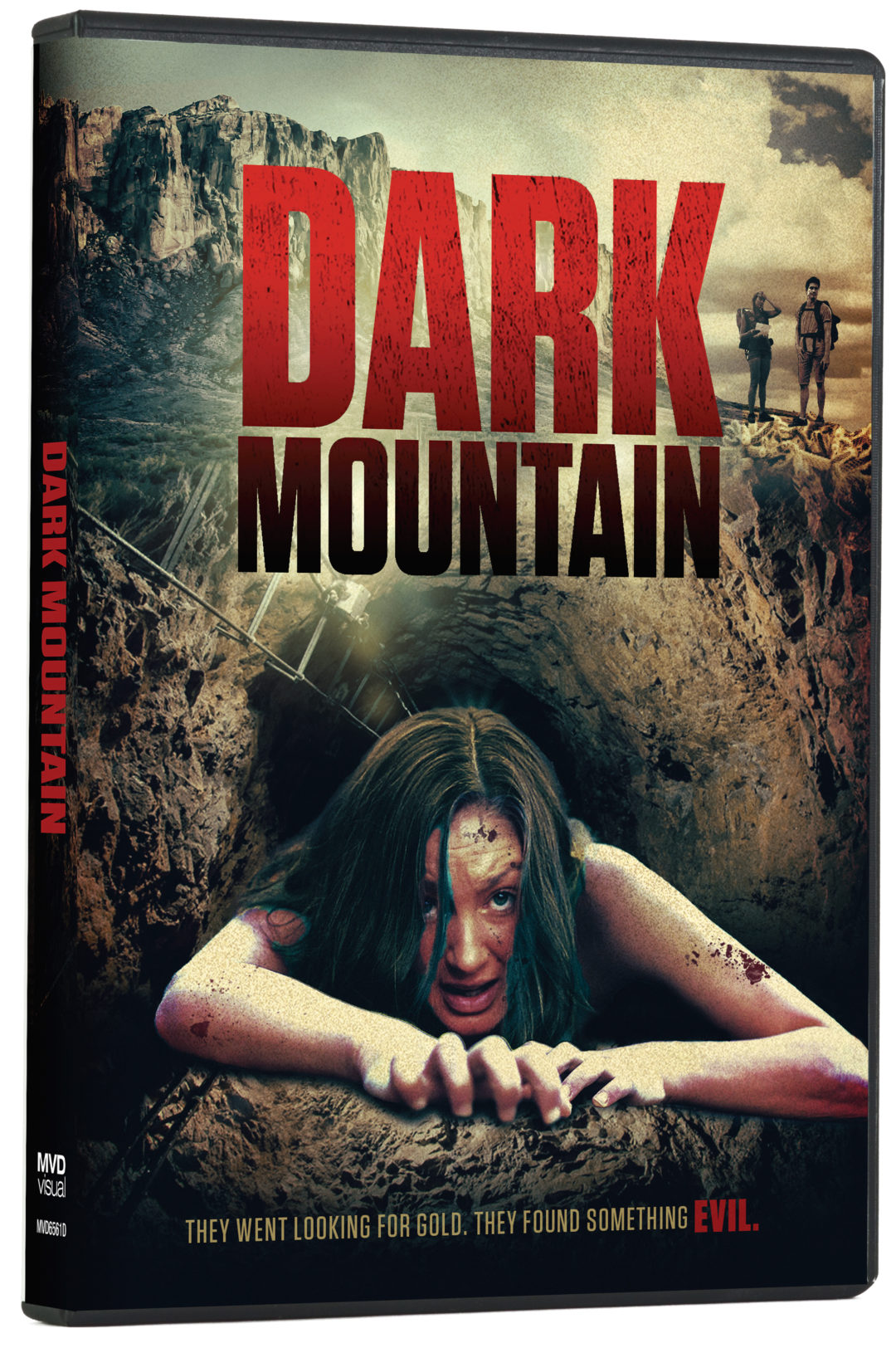Dark Mountain DVD