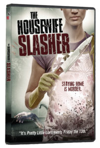 The Housewife Slasher DVD