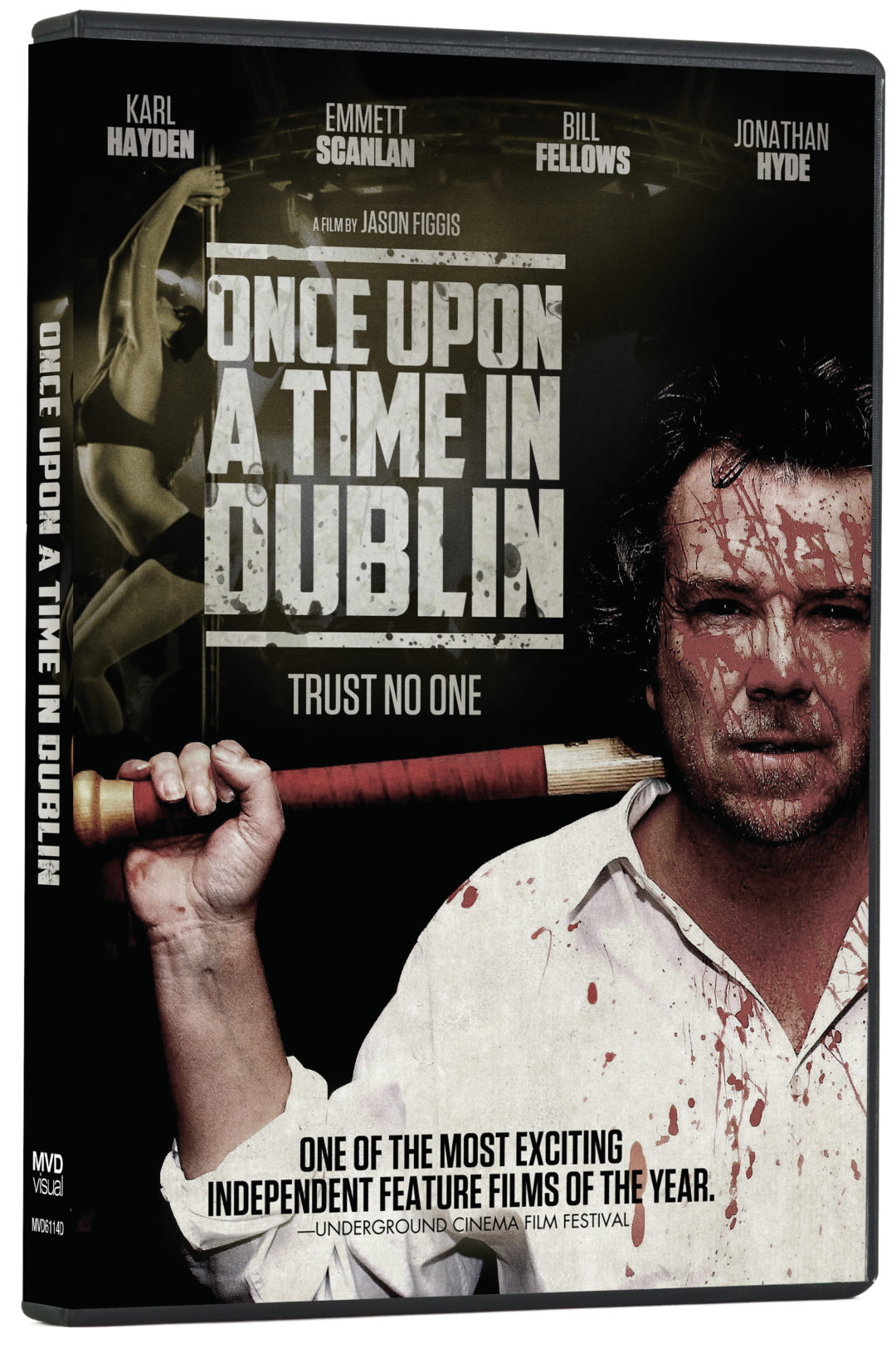 Once Upon a Time in Dublin DVD