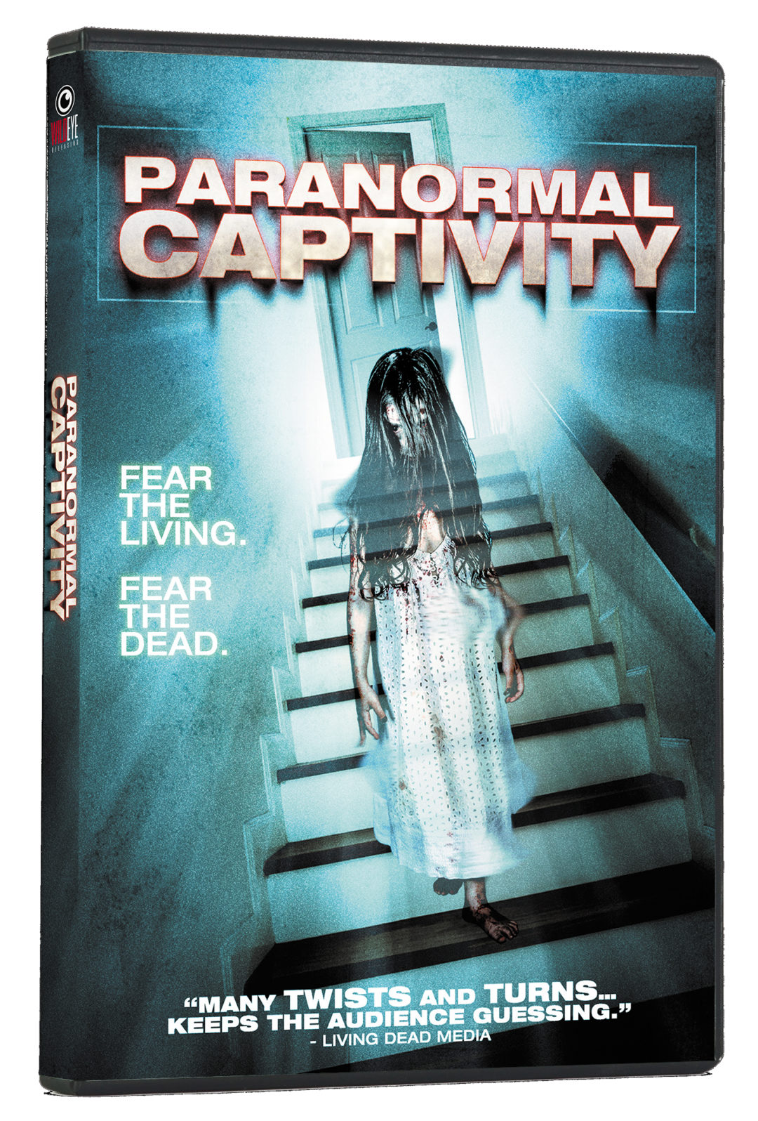 Paranormal Captivity DVD