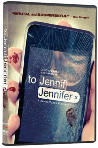 To Jennifer DVD