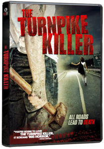 The Turnpike Killer DVD