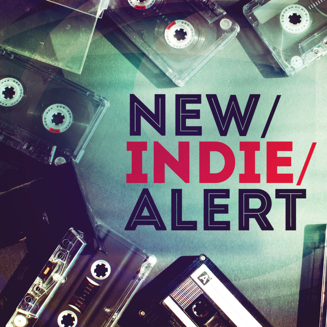 New Indie Alert Spotify cover for Digster/Universal Music Canada