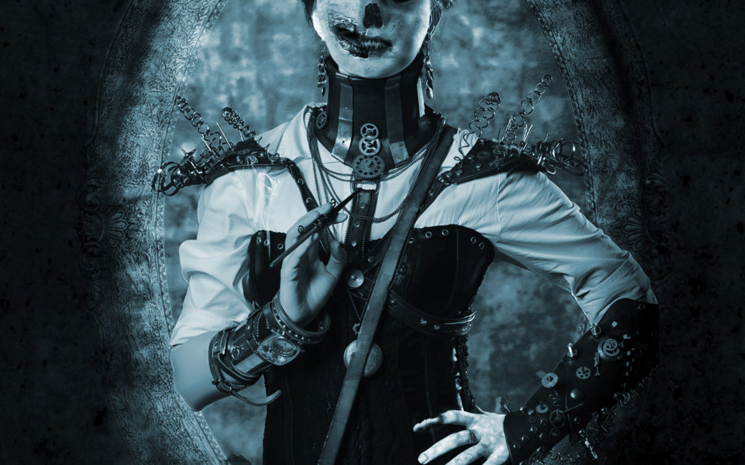 The Cold Beneath: Steampunk Zombies Book Cover