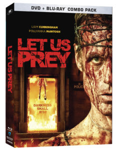 Let Us Prey DVD/Blu-ray Combo