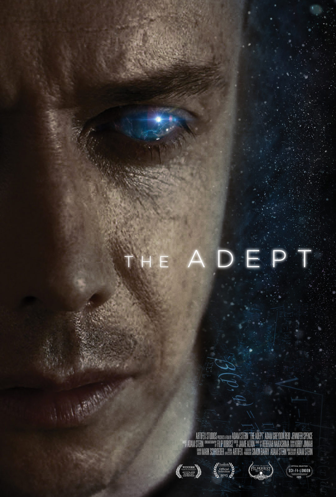 The Adept Poster