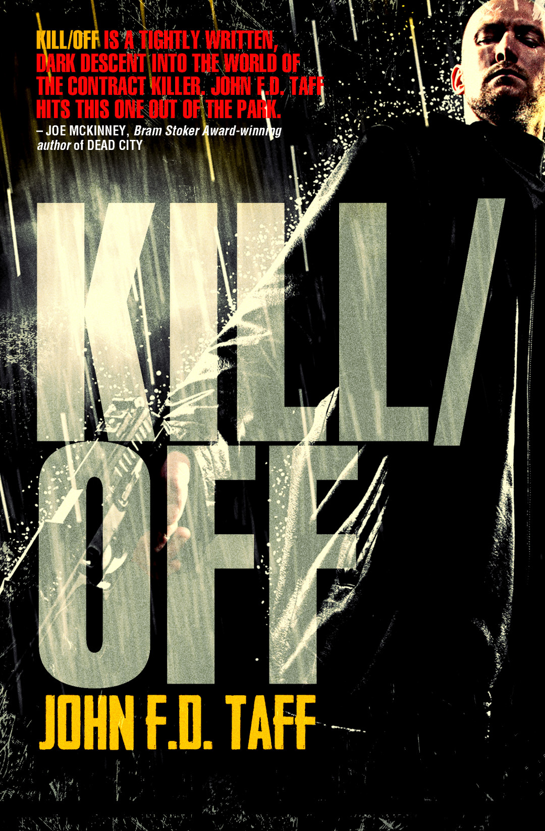 Kill/Off Book Cover