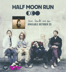 Half Moon Run Ad