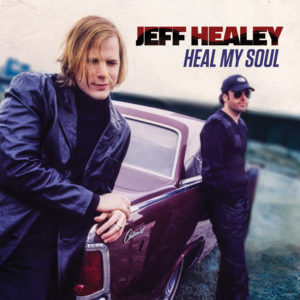 Jeff Healey Heal My Soul CD Cover