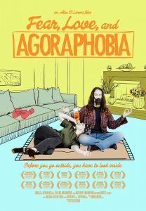 Fear, Love and Agoraphobia Poster