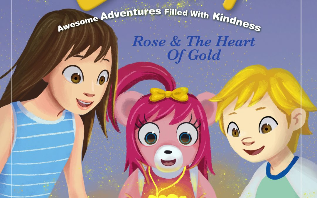 Losh Rose & the Heart of Gold Book Cover