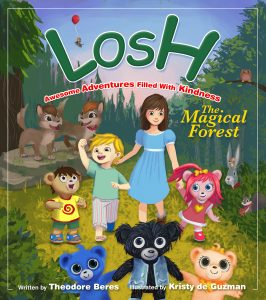 Losh The Magical Forest Book Cover