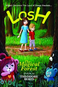 Losh The Magical Forest Novel Book Cover