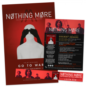 Nothing More – Poster & One Sheet