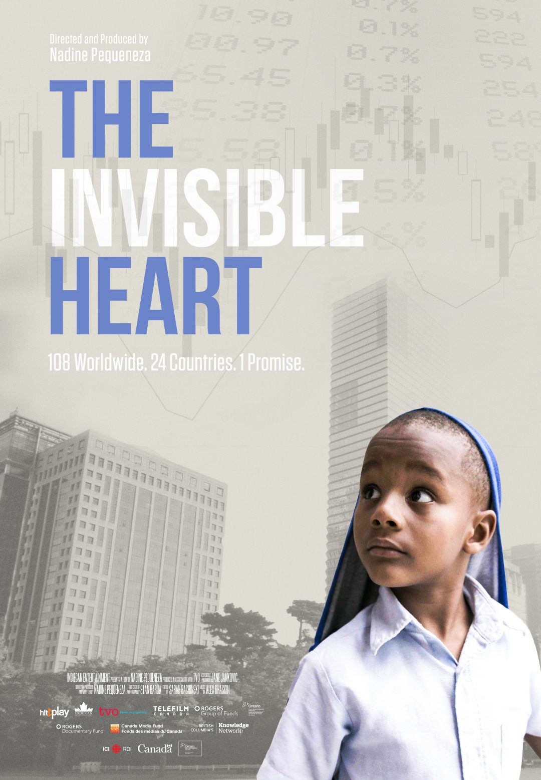 The Invisible Heart Poster